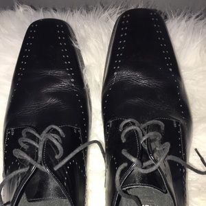 10.5 men Stacy ADAMS Dress shoes